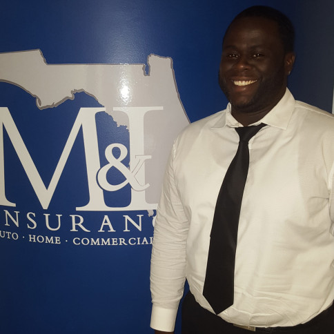 Marlon Sam - Commercial Account Manager